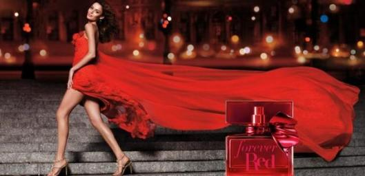 Forever Red Exclusively at Bath & Body Works