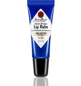 Jack Black Intense Therapy Lip Balm SPF 25 with Shea Butter & Vitamin E
