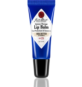 Jack Black Intense Therapy Lip Balm SPF 25 with Shea Butter & Vitamin E
