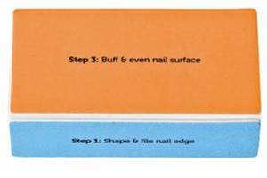 Sally Hansen No More Ridges Nail Shaper & Buffer