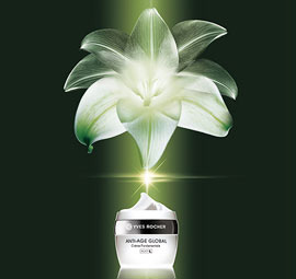 Yves Rocher Anti-Age Global Collection