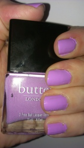 butter LONDON in Molly-Coddled