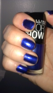 Maybelline Color Show Passionate Plum