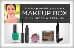 Products You May Receive in the April Makeup Wantable Box