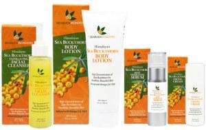 Sea Buckthorn Skincare