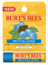 Burt's Bees is launching NEW Revitalizing Lip Balm with Blueberry & Dark Chocolate