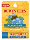 Burt's Bees is launching NEW Revitalizing Lip Balm with Blueberry & Dark Chocolate