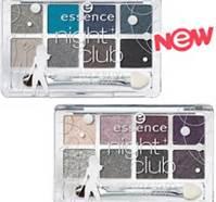 essence Night Club Eyeshadow Palette