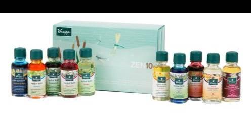 Kneipp's Zen10 Gift Sets