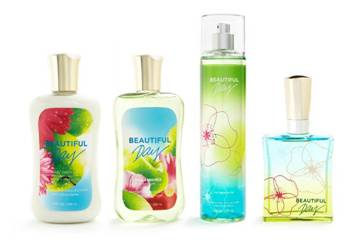 Bath and Body Works Signature Collection Beautiful Day