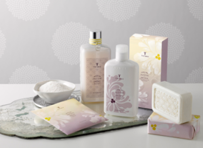 Thymes Temple Tree Jasmine Collection