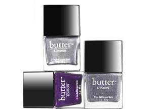 butter LONDON The Royals Collection