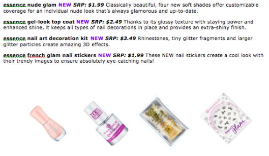 Nail It With essence