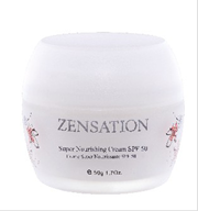 Zensation NEW Super Nourishing Cream SPF 50