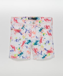 Little Girls' (4-6x) Midi Short