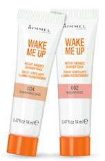 Rimmel London Wake Me Up Instant Radiance Shimmer Touch