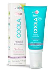 Coola Mineral SPF 20 Rose Essence Tint