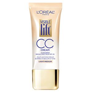 L'Oreal Visible Lift CC Cream