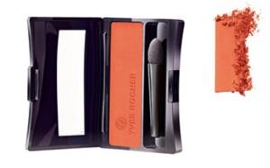 Single Eyeshadow Intense Color Matte Flash Orange