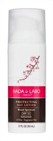 Hada Lado Tokyo Protecting Day Lotion SPF 18