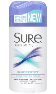 Sure Solid Pure Essence