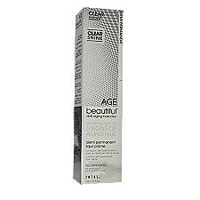 AGEbeautiful Anti-Aging Demi Permanent Liqui-Creme Haircolor Clear