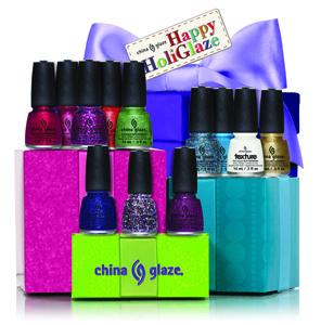 China Glaze Happy HoliGlaze Collection