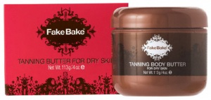 Fake Bake Tanning Butter For Dry Skin