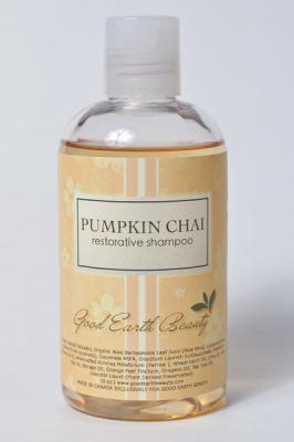 Good Earth Beauty Pumpkin Chai Restorative Shampoo