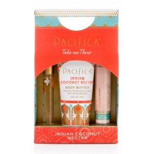 Pacifica Indian Coconut Nectar Take Me There Set