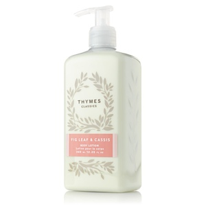 Thymes Fig Leaf and Cassis Body Lotion
