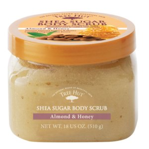 Tree Hut Almond and Honey Shea Sugar Body Scrub