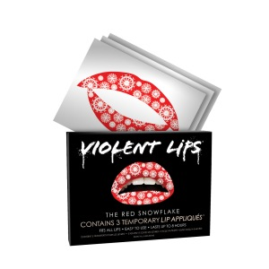 Violent Lips The Red Snowflake