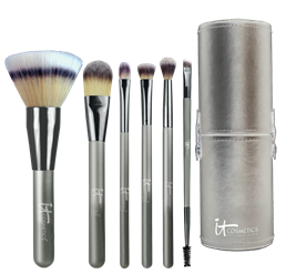 Limited Edition Heavenly Luxe™ Vanity Brush Set