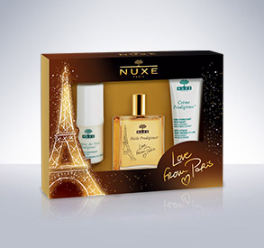 Nuxe Prodigious Love From Paris Gift Set