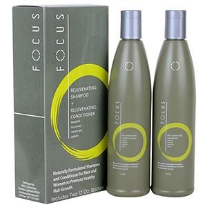Focus Rejuvenating Shampoo and Conditioner