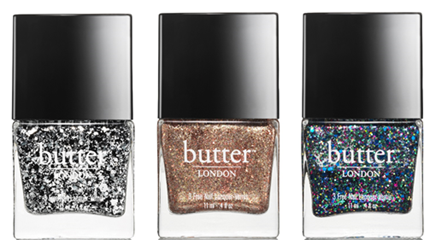 Butter London the Cut Up Collection