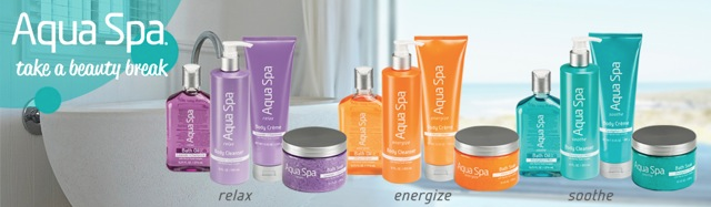 Aqua Spa Collection