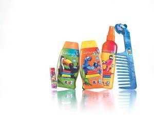 Avon Naturals Kids Rio2 Collection