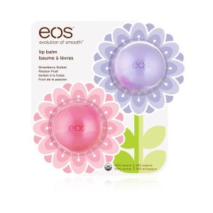 eos Smooth Sphere Lip Balm 2014 Spring Pack