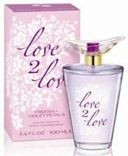 Love2Love Freesia + Violet Petals