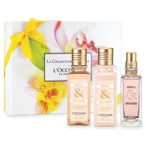 L'Occitane Néroli and Orchidée Collector's Set