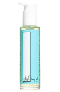 Whish Body Oil in Blueberry