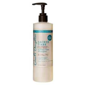 Carols Daughter® Sacred Tiare Anti-Breakage and Anti-Frizz Sulfate-Free Shampoo