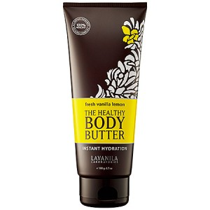 Lavanila Laboratories The Healthy Body Butter in Fresh Vanilla Lemon