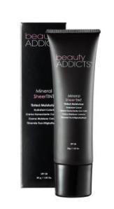 BeautyADDICTS MineralSheerTINT SPF 20