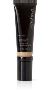 Mary Kay CC Cream Sunscreen Broad Spectrum SPF 15