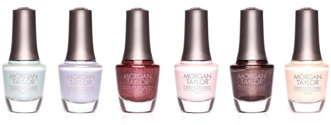 Morgan Taylor Fall 2014 Enchantment Collection