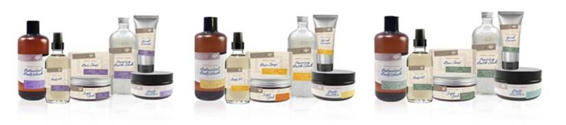 Essence of Beauty Naturally Indulgent Bath & Body Collection