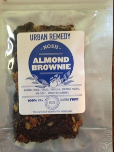 Urban Remedy Almond Brownie